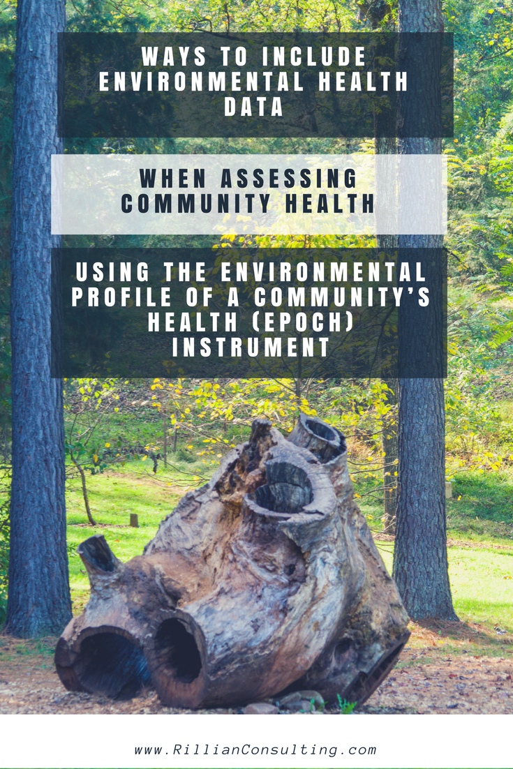 Rillian EPOCH Environmental Health Community Health Assessments