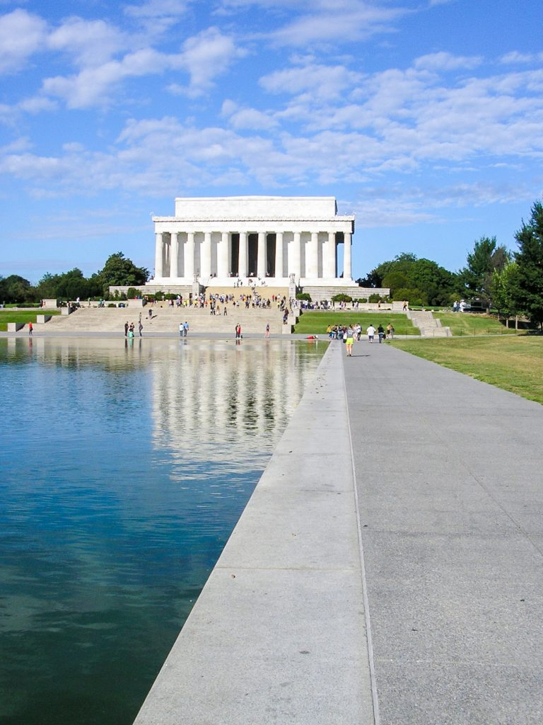 Washington, Lincoln, Washington DC, Consulting, Consultant, Accreditation