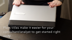 analyst consultant consulting agency laptop data